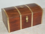 BOX,PORTAGIOIE IN TEAK Mis.1