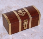BOX,PORTAGIOIE IN TEAK Mis.4