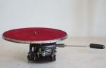 Motore completo con doppia molla per grammofono