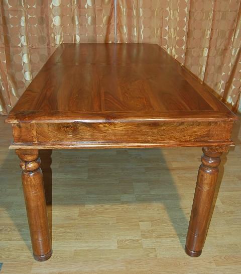 Tavolo da pranzo in massello taverna sala hobby salone for Tavolo legno noce nazionale